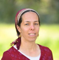 הרבנית זיוית ברלינר