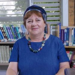 הרבנית רחל קרן