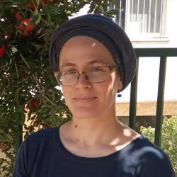 הרבנית רחל ווינשטיין