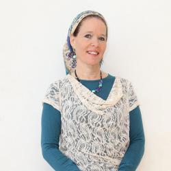 הרבנית רחלי פרנקל - שפרכר